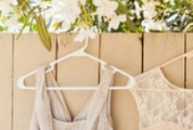Bridesmaid dress for T&B / by Cheryl Estoesta