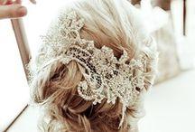 Hair&makeup / by Morgan Averett