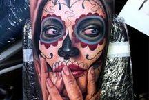 Calaveras & Candy Skulls