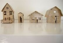 Teeny Houses / by Henderson Dry Goods