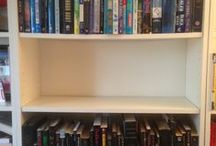 Empty Shelf Challenge - Read in 2014 / I accepted the Empty Shelf Challenge by Jon Acuff. I will post books read in 2014 to this board.