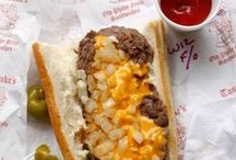 Philly Sandwich Hall Of Fame / Philly loves a good sandwich. Think about it: the world-famous Philly cheesesteak, the less famous but equally delicious hoagie and the third juggernaut in Philly's sandwich triumvirate, the roast pork sandwich. Here's our homage to some of the city's incredible sandwiches, or our Philadelphia Sandwich Hall of Fame. / by Visit Philly