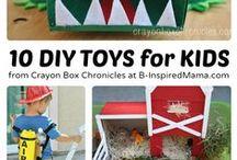 Kids - Toys Upcycling