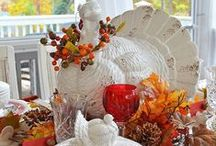 ~ THANKSGIVING ~ / by ~roxy~