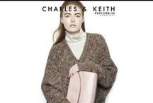 WINTER 2014 MAGAZINE / CHARLES & KEITH Winter 2014 Magazine  Shop www.charleskeith.com / by CHARLES & KEITH