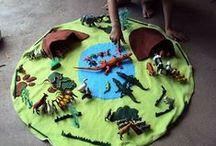 Kids - Felt Play Mats