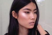 Hair & make up {Nuta} / Maquiagens e cabelos interessantes