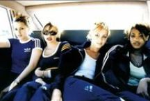 All Saints {Nuta e Marie} / Melhor girlband