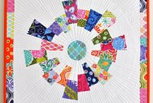 Put a Ring on It / Modern Dresden Quilts