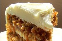 Cream Cheese Frosting / Cream cheese frosting. Nuff said.