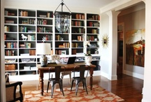 built-ins / by Isaura Patton