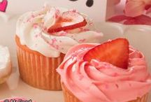 Simple Cupcake Recipes / We've got the best dessert recipes, including simple cupcake recipes, easy cupcake recipes, recipes for cupcakes, chocolate cupcake recipes, vanilla cupcake recipes, strawberry cupcake recipes, lemon cupcake recipes, chocolate chip cupcake recipes, homemade cupcake recipes, cupcake recipes from scratch, and more! / by Mr. Food Test Kitchen
