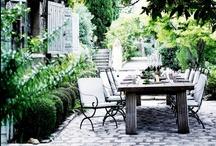outdoor spaces / by Isaura Patton