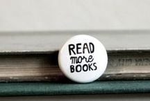 enjoy//books / A great love for books / by Lindsey Grice