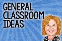 General Classroom Ideas