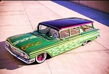 CARS / Cool cars... / by Jimmy Brown