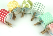 Craft tips and storage / by Carollee Washington