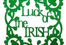 LUCK OF THE IRISH / by G M