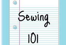 SEWING 101 / by G M