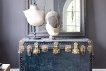 ROOMS & VIGNETTES WITH VISION - BOARD 1 / by G M