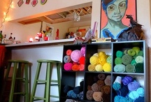 Crafting Spaces / by Bernat Yarns