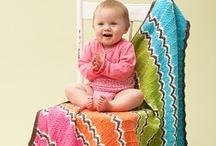 Free Baby Blanket Patterns / by Bernat Yarns