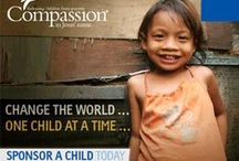 Compassion kids / children in the compassion program and things I can send to my sponsor children / by Reva Nale