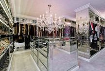 Closets / I'm waiting one day I too will have a huge closet.. Getting ideas....