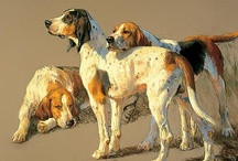 Dogs in Art / by Carmen Hansen Schwitzer
