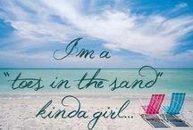 The Beach Is My Heaven / by Jenn Sheehy