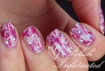 Nail stamping adventures