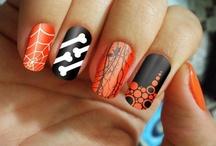 Nail Art - Halloween