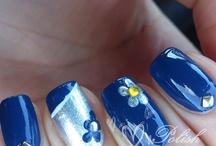 Nail Art - Floral