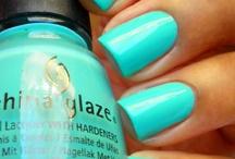 China Glaze Nail Polish Swatches