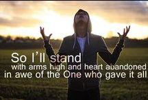 Faith is all I need / by Jenn Sheehy