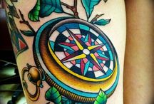 Tattoos / by Brandy Patterson
