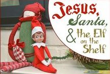 Elf on the Shelf / by Traci Wolfe