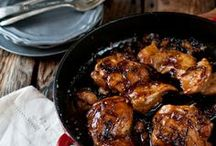 Dinneriffic / Stuff I might consider attempting on a weeknight. / by AMP