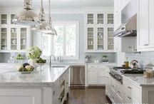 Kitchen Ideas / The heart of every home!