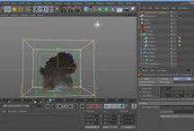 Cinema 4D / Tutorials and related content.
