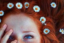 blooming barnets / be sure to wear some flowers in your hair...