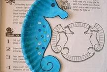 Kids crafts / by Lissa Hearn