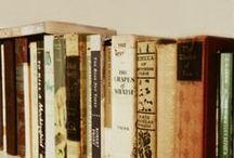 Bookworm / by Jillian Ferguson