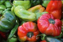 I love vegetables / Vegetables