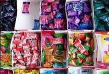 My sweet shop / Sweets & candy