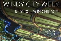 A Week in Chicago / This year's Gear Up Windy City Week CPE conference takes place July 20-25 in Chicago. Details at: http://cl.thomsonreuters.com/GearUp/Conferences