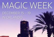 A Week in Orlando / Gear Up CPE conferences in Orlando this year include Citrus Week (June 22-25) and Magic Week (Dec 15-19). Details at: http://cl.thomsonreuters.com/GearUp/Conferences