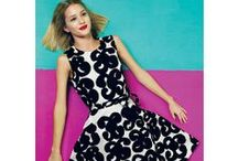 Marimekko Clothing & Accessories / Marimekko clothing tends to feature classic prints that showcase the bright colors and quality construction which has gained the brand's clothing such high praise.