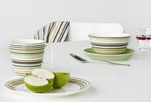 iittala Dinnerware / FinnStyle features award-winning dinnerware collections by iittala including Teema, Origo, Korento, Taika, and more - all of which are designed to be combined.