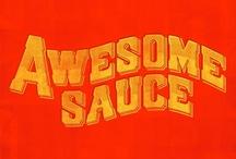 Saucy - Sauces, Condomints & Dips / Dip It, Spread It, Smear it, Dress It, Pour it on, Make it Saucy! / by Connie Colligan